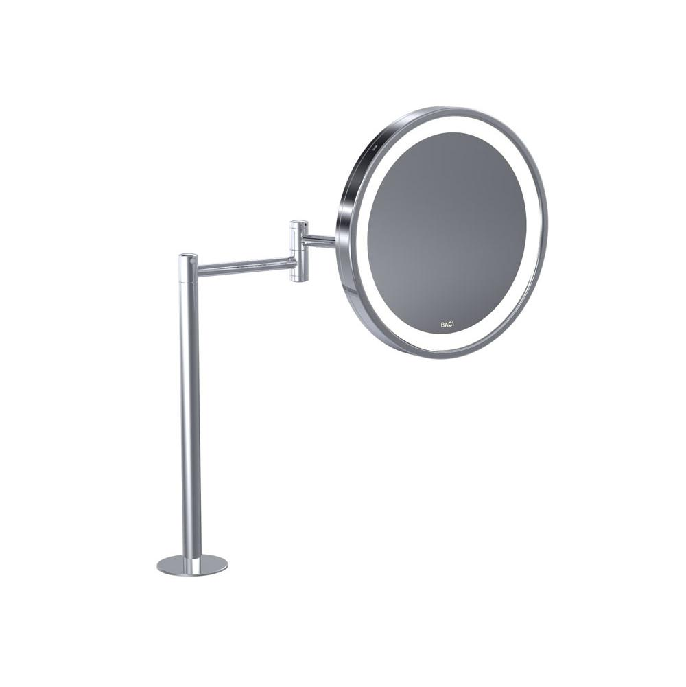 Baci Remcraft BSR-319-BRS at Elegant Designs Magnifying Mirrors ...