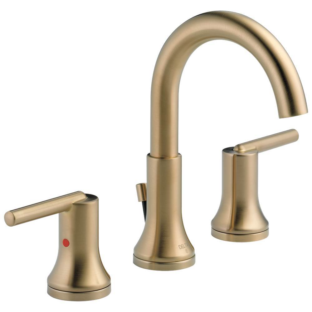 3559 Czmpu Dst Delta Faucet Elegant Designs Is Proud To Present This Champagne Bronze Finished Centerset Bathroom