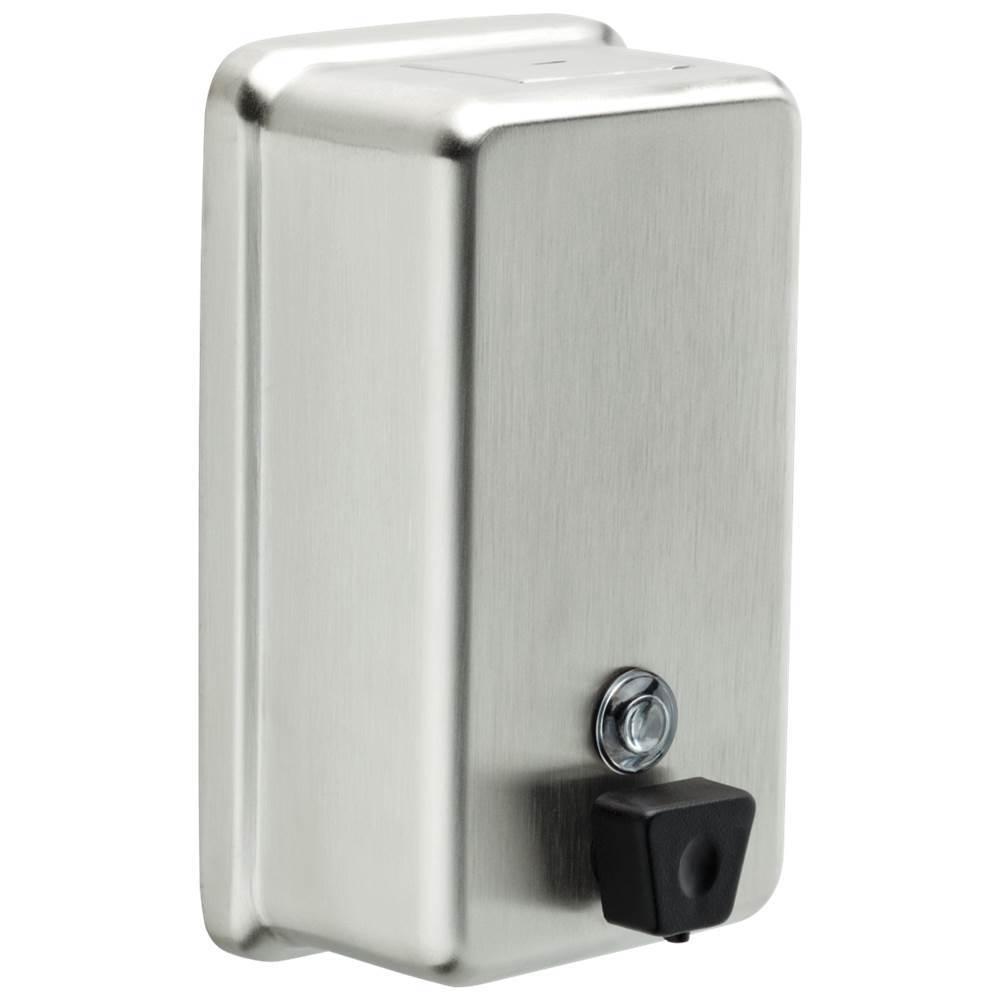 Delta Faucet 44080-SS at Elegant Designs Soap Dispensers Bathroom ...