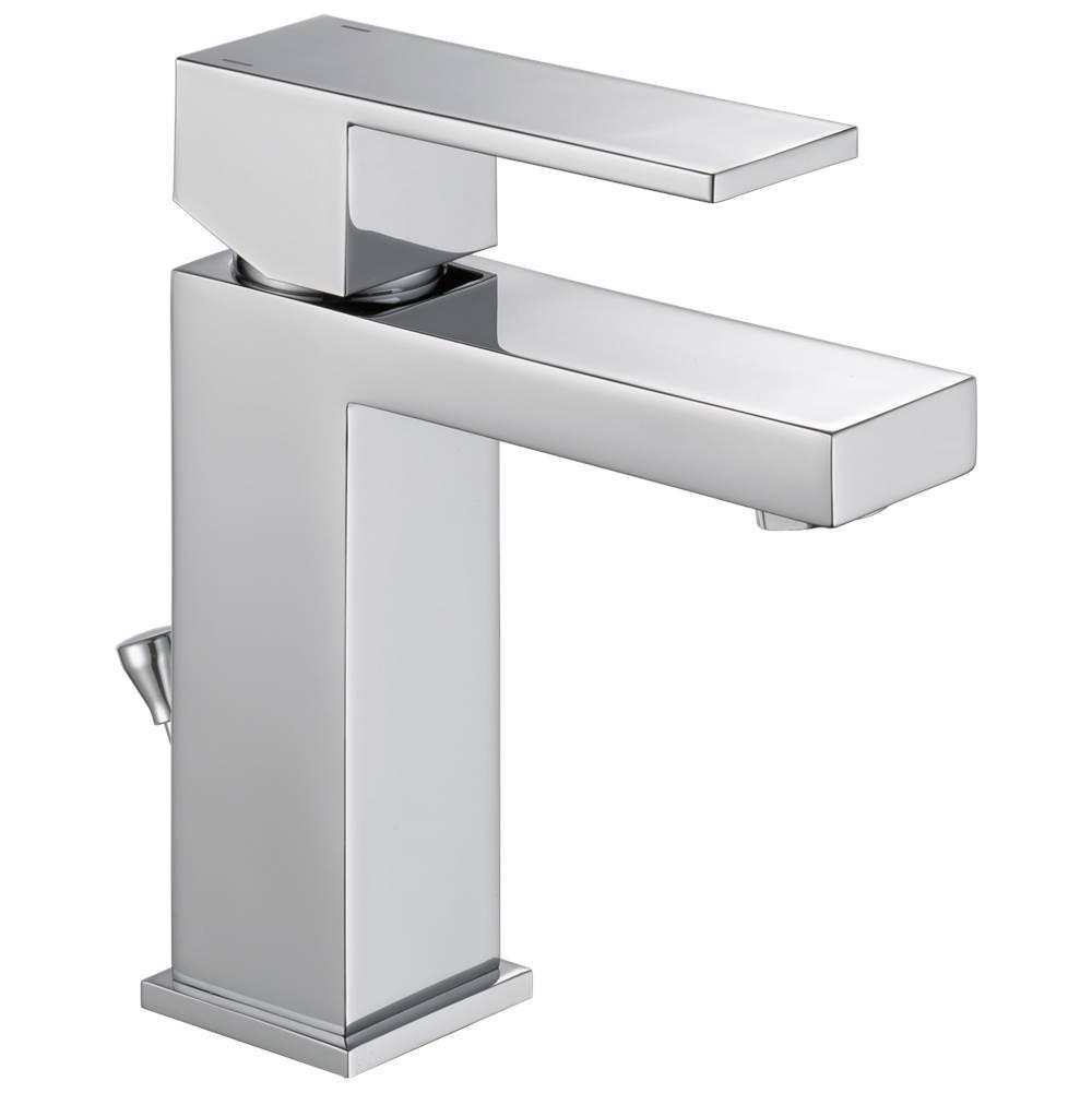 Delta Faucet 567LF-PP at Elegant Designs Single Hole Bathroom Sink ...