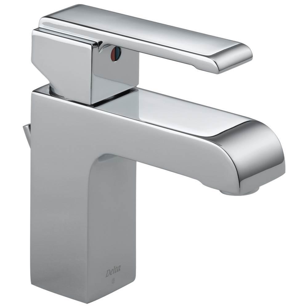 Delta Faucet - 586LF-MPU - Delta Urban Arzo: Single Handle Centerset Bathroom Faucet