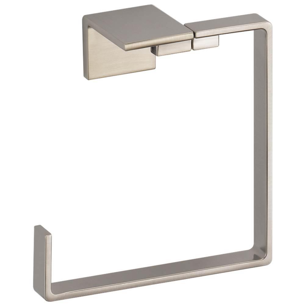 Delta Faucet 77746-SS at Elegant Designs Towel Rings Bathroom ...
