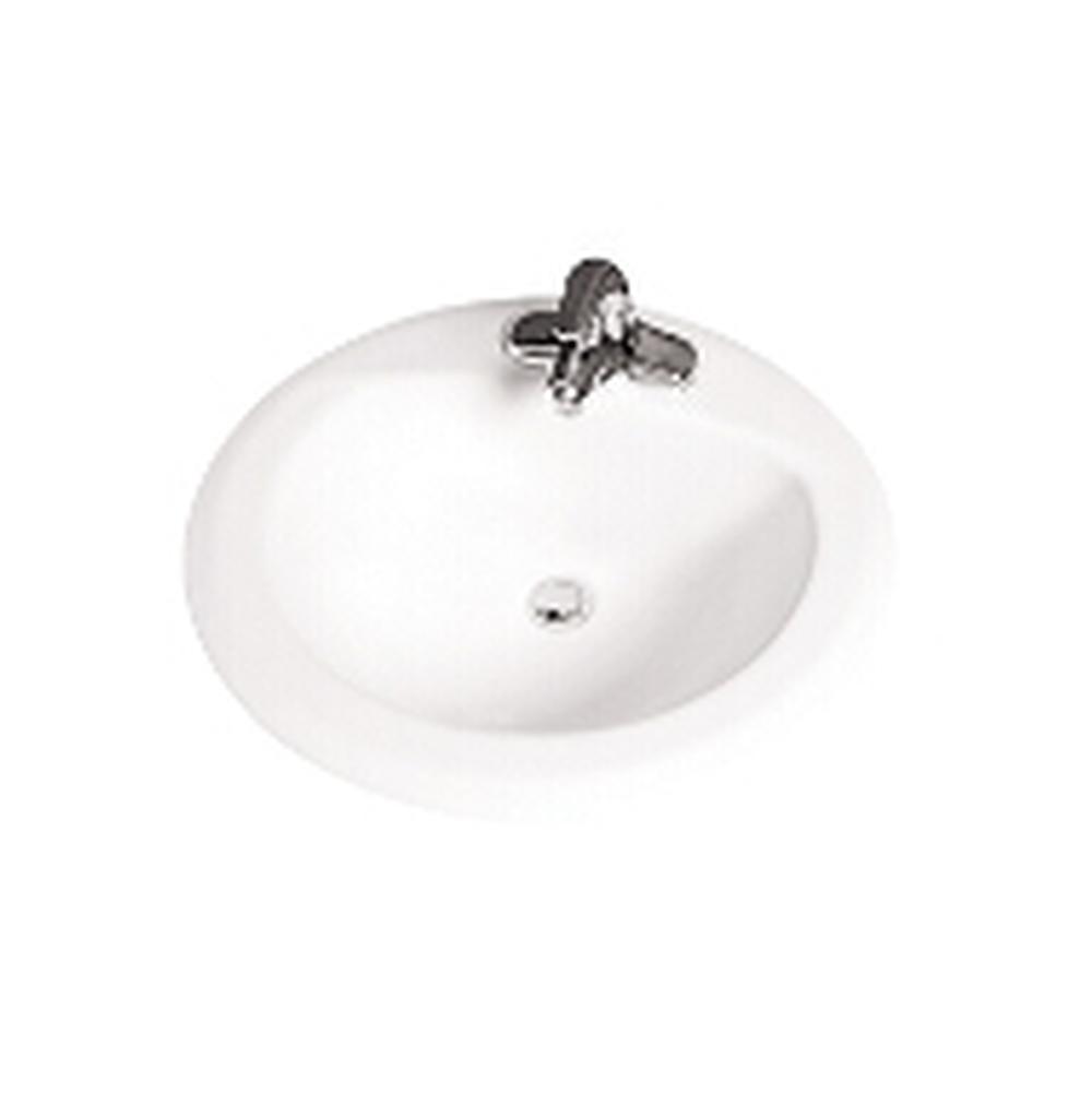 Gerber Plumbing 12-884-09 at Elegant Designs Drop In Bathroom Sinks ...