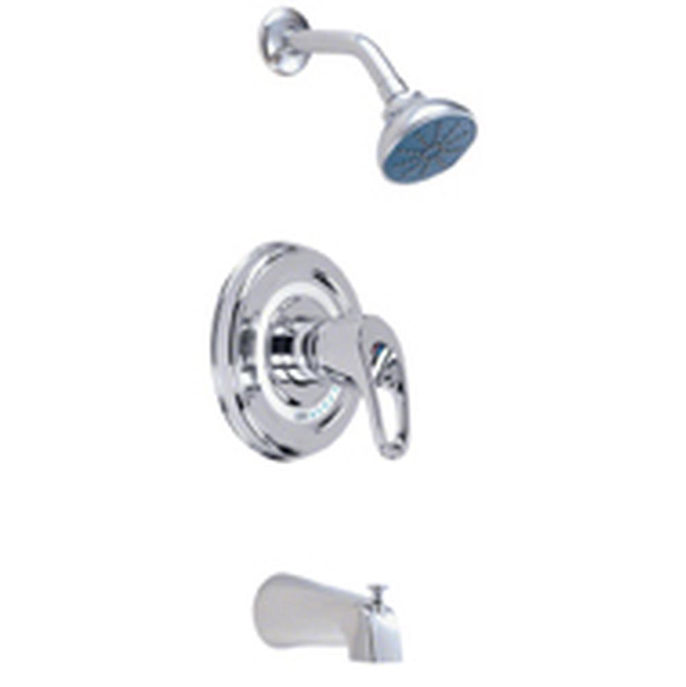 Gerber Plumbing 49-733 at Elegant Designs None Tub And Shower ...