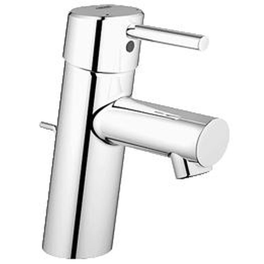 Grohe   34270EN1   Concetto S Size Single Handle Single Hole Bathroom Faucet.  Grohe