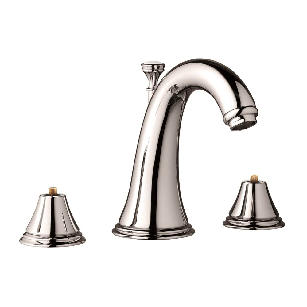 Grohe 20801BEA at Elegant Designs Widespread Bathroom Sink Faucets ...