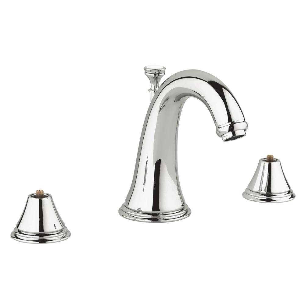 Grohe 2080100A at Elegant Designs Widespread Bathroom Sink Faucets ...