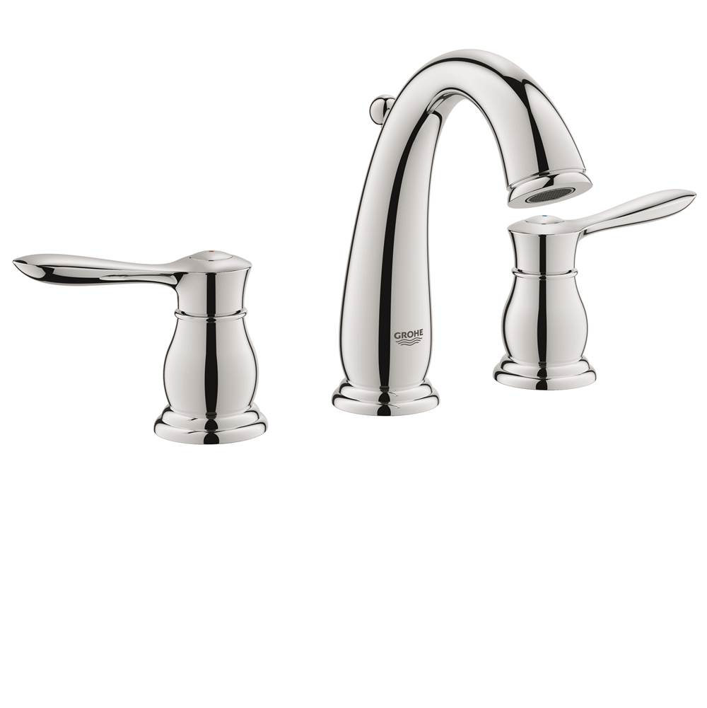 Grohe 2039000A at Elegant Designs Widespread Bathroom Sink Faucets ...