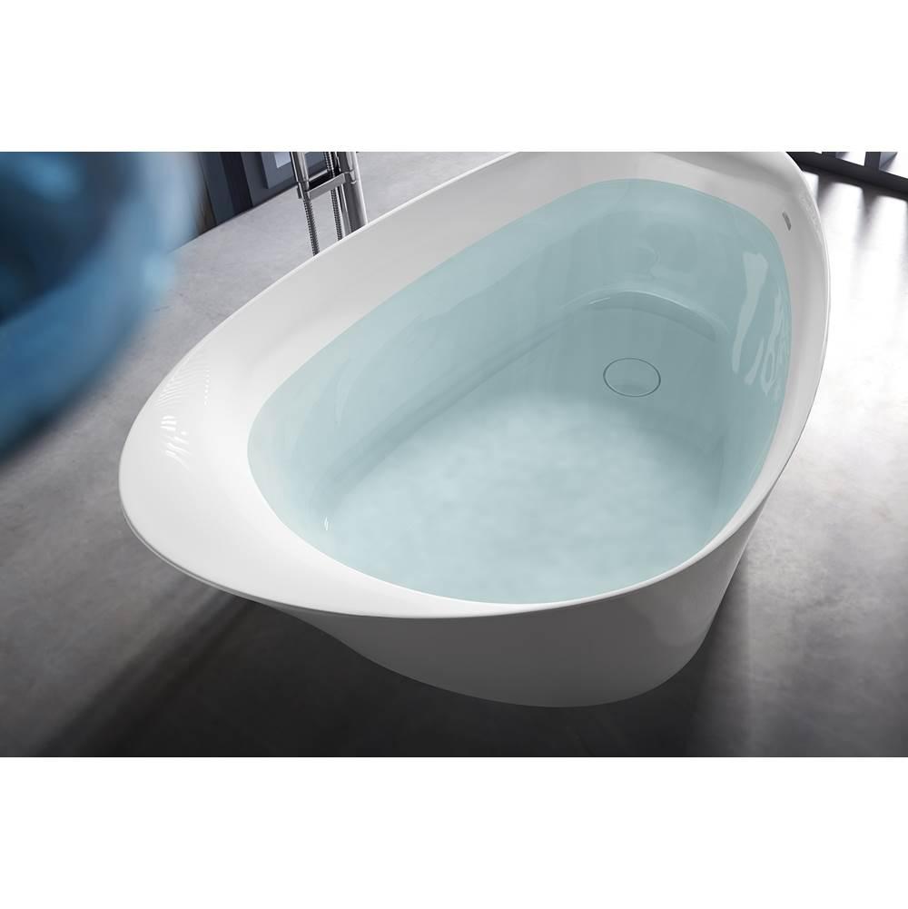 Kohler 8331-0 at Elegant Designs Free Standing Soaking Tubs