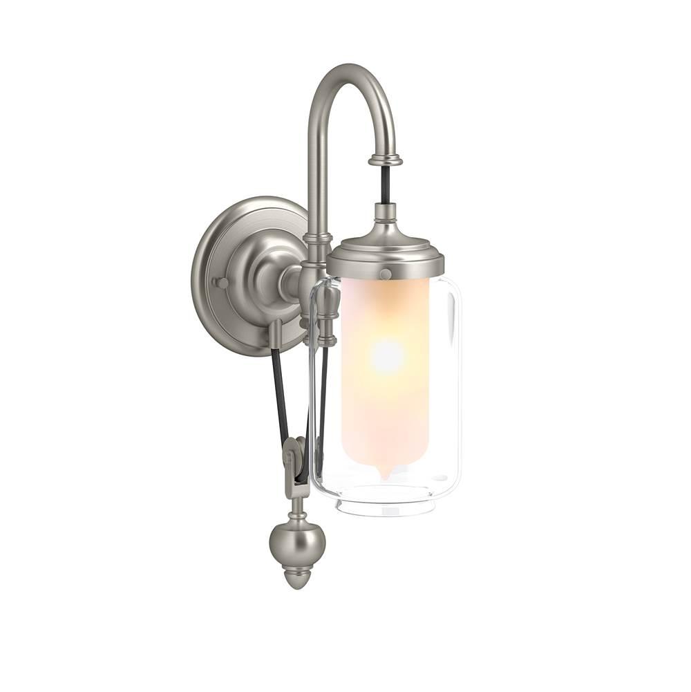 281 25    365 63Wall Lighting   Elegant Designs. Moen Yb2262bn Brantford Bath Lighting Brushed Nickel. Home Design Ideas