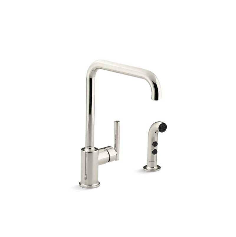Kohler Deck Mount Kitchen Faucets item 7508-SN
