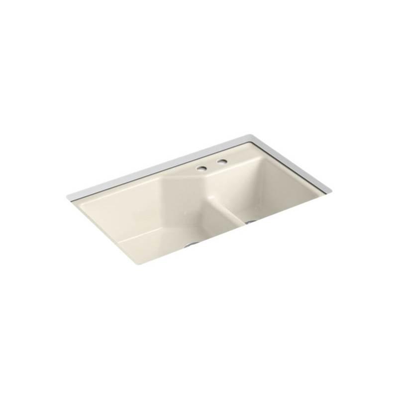 Kohler  sc 1 st  Elegant Designs & Kohler 6411-2-47 at Elegant Designs Undermount Kitchen Sinks in a ...