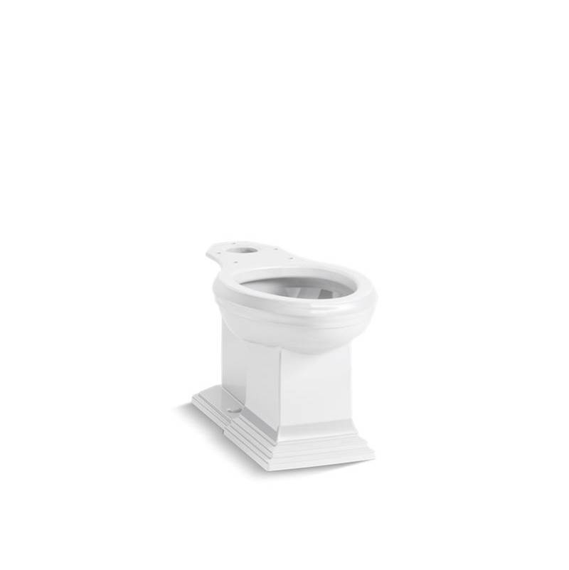 Incredible Kohler 5626 0 At Elegant Designs Floor Mount Bowl Only In A Machost Co Dining Chair Design Ideas Machostcouk