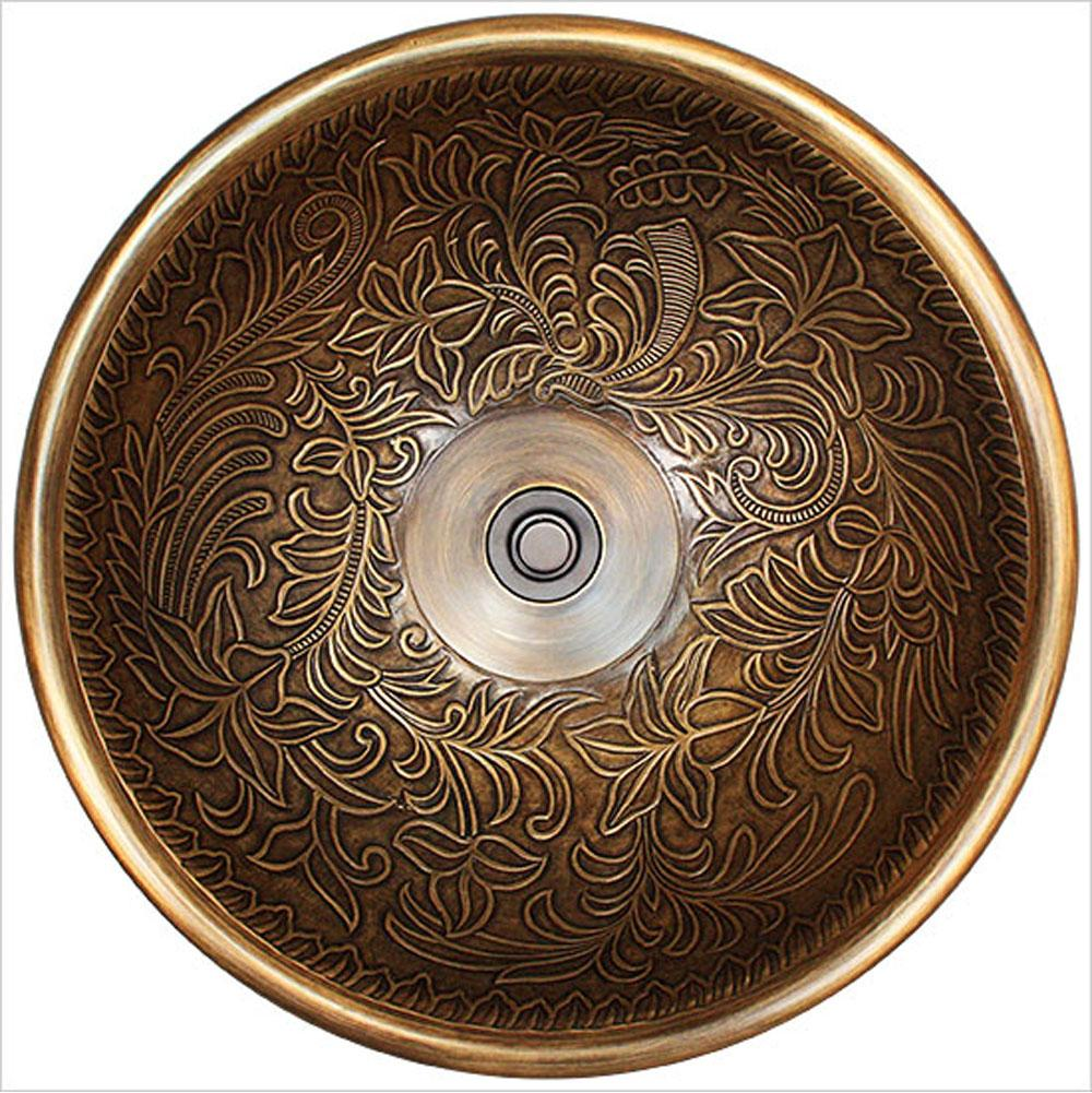 Decorative Bathroom Sinks Linkasink B004 Ab At Elegant Designs Drop In Bathroom Sinks In A