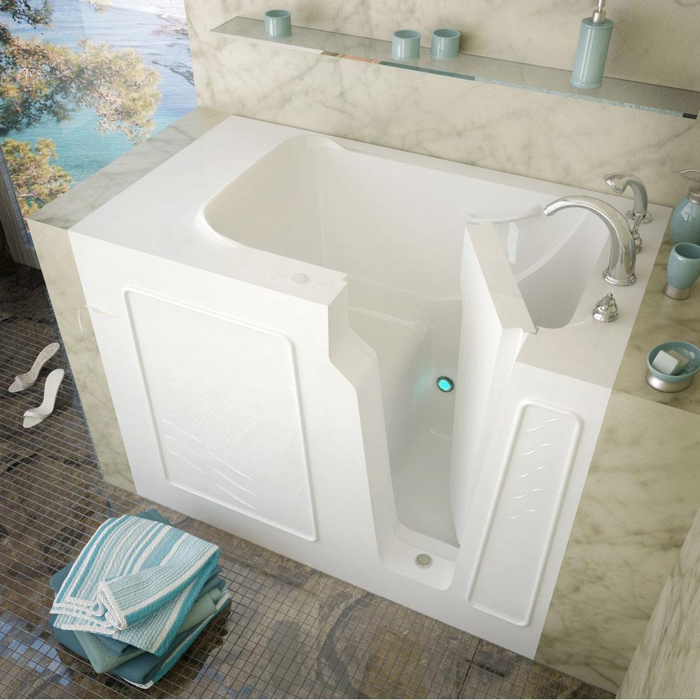 Meditub 2952RWS at Elegant Designs Walk In Soaking Tubs in a ...