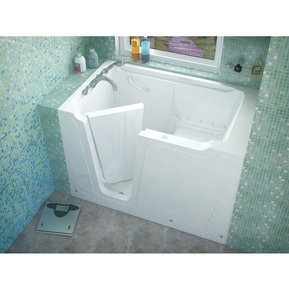 Meditub 3660LWA at Elegant Designs Walk In Air Bathtubs in a ...