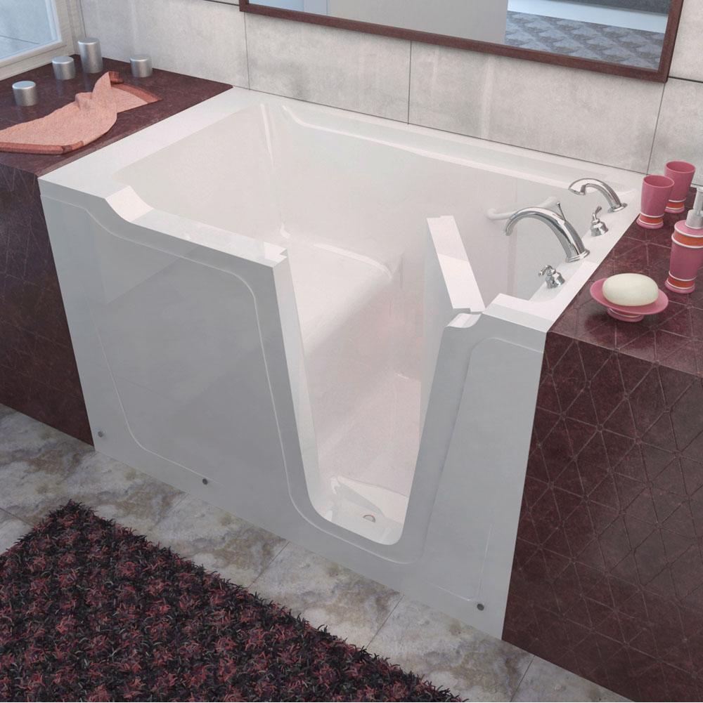 Meditub 3660RWS at Elegant Designs Walk In Soaking Tubs in a ...