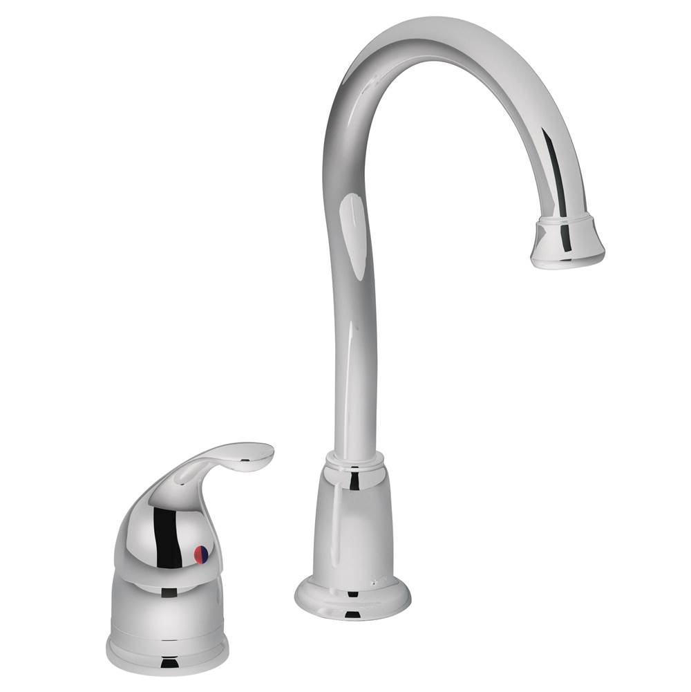 Moen 4905 At Elegant Designs None Bar Sink Faucets In A Decorative