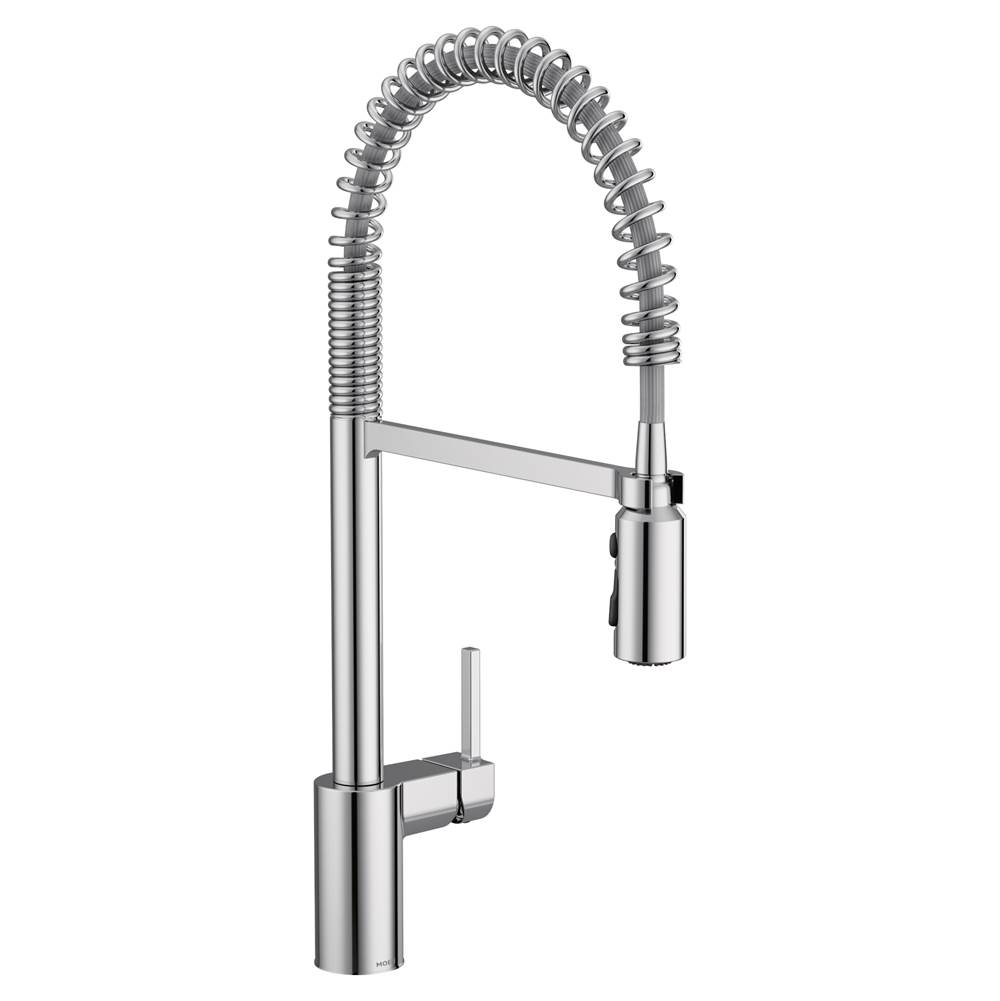Moen Retractable Faucets Kitchen Faucets item 5923
