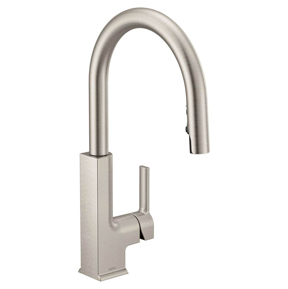 Moen Single Hole Kitchen Faucets item S72308SRS