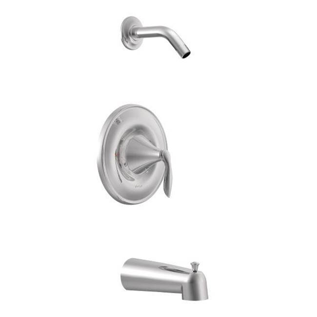 Moen T62133NH at Elegant Designs None Tub And Shower Faucets in a ...
