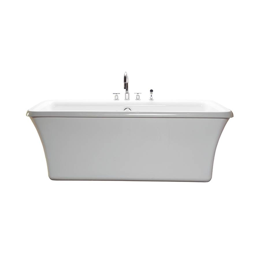 MTI Baths MBRFSX6636 at Elegant Designs Free Standing Soaking Tubs