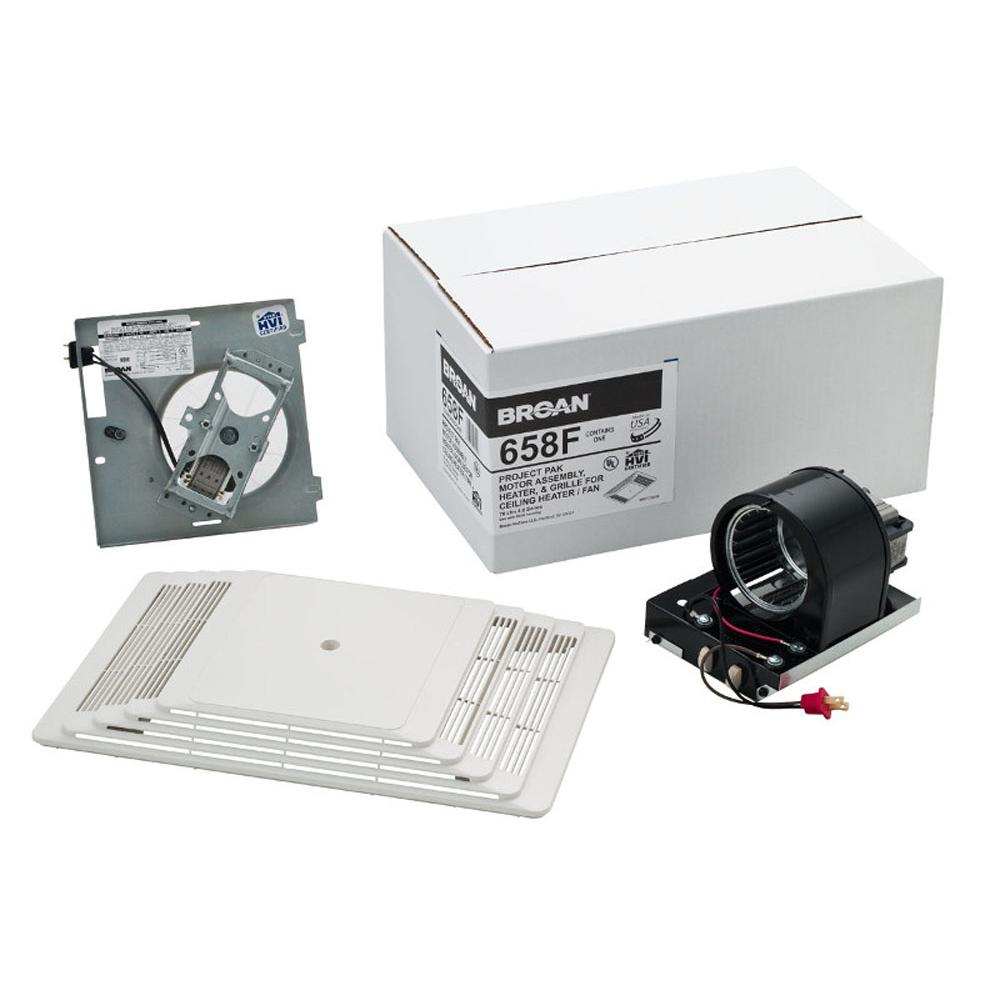 Broan Nutone 658F at Elegant Designs With Heat Bath Exhaust Fans in ...