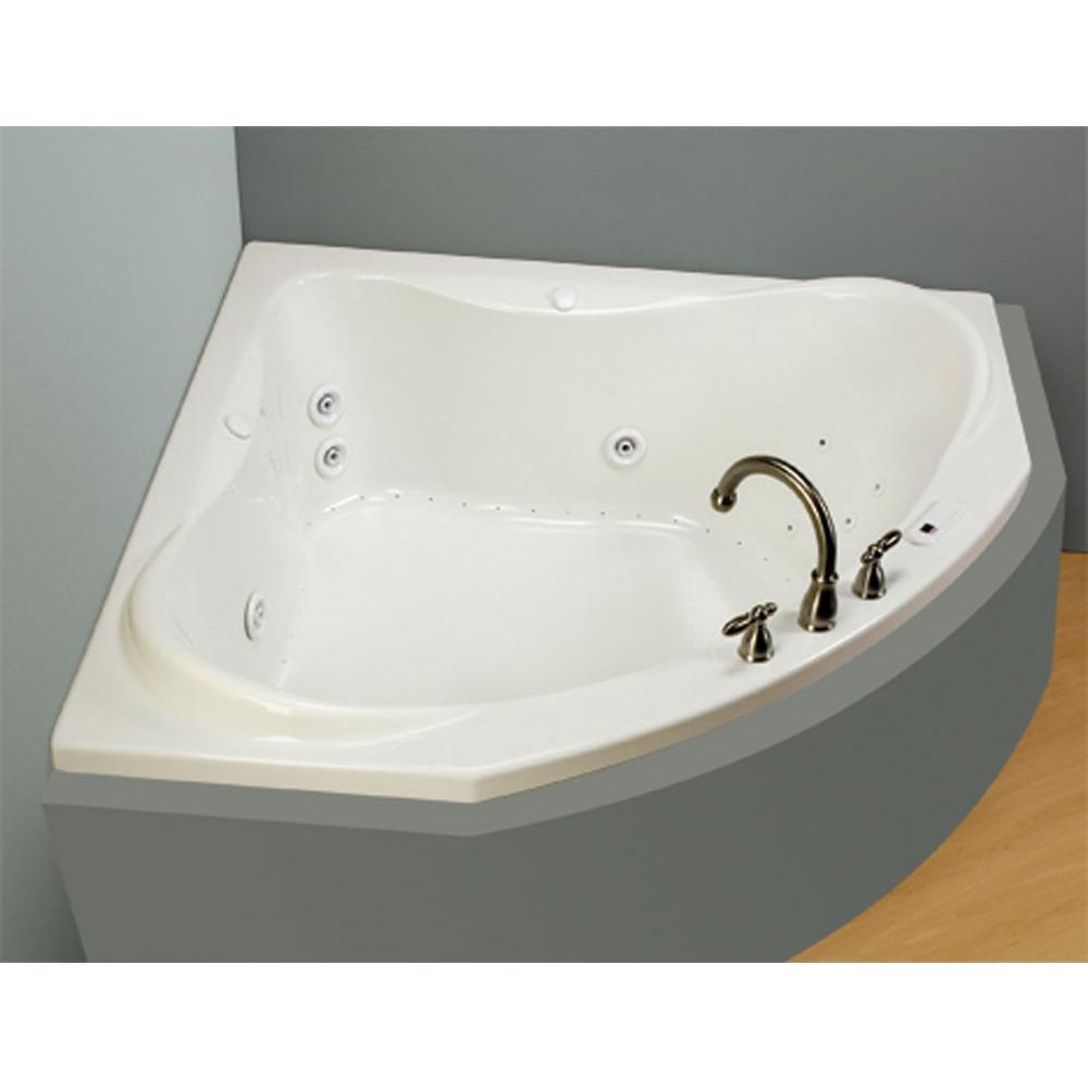 Oasis CT-440 BON/6J BON-AR3 at Elegant Designs Corner Soaking Tubs ...