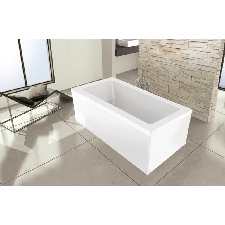 Oceania Baths Free Standing Air Bathtubs item NO72FSAM01