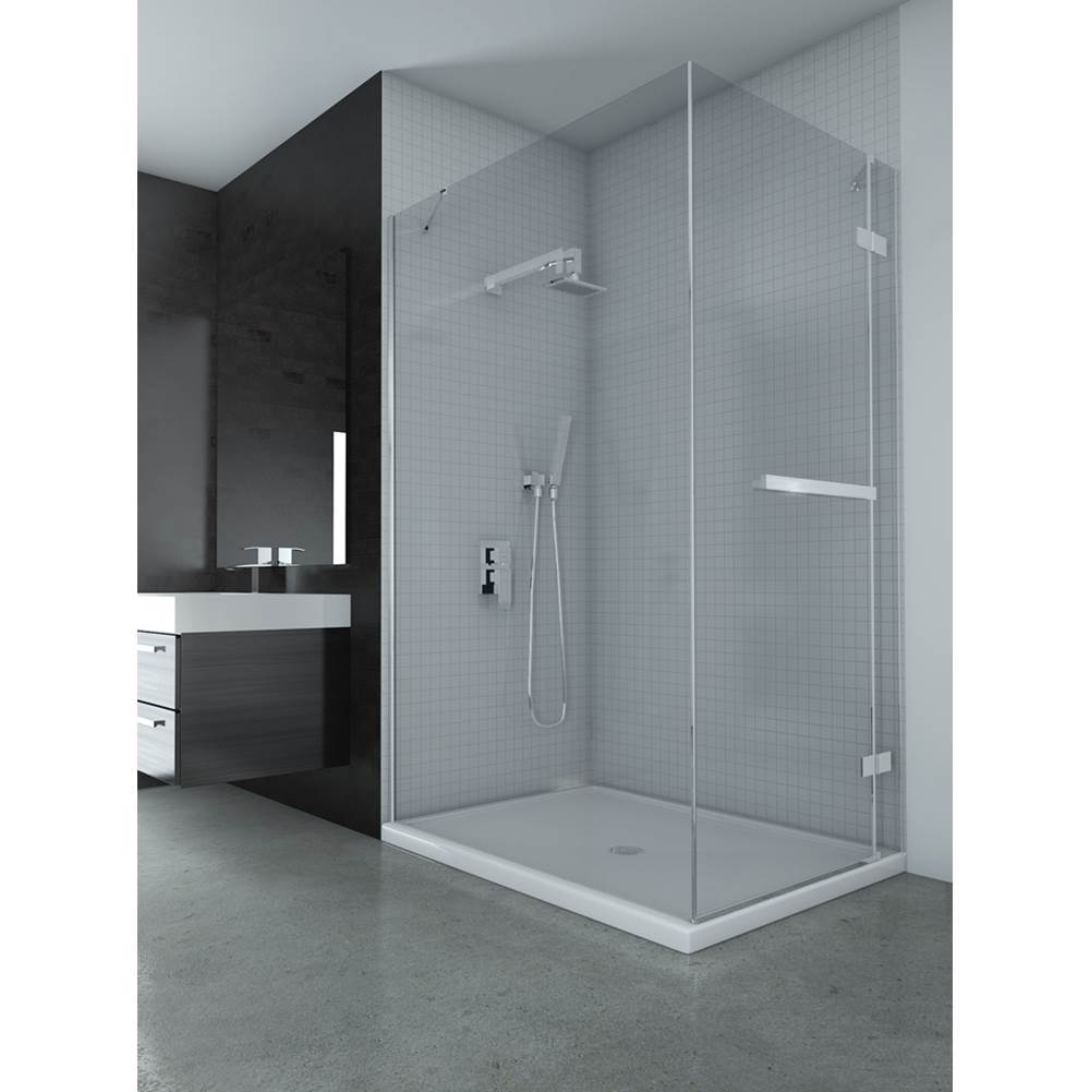 Oceania Baths Pr23642 At Elegant Designs None Shower Doors