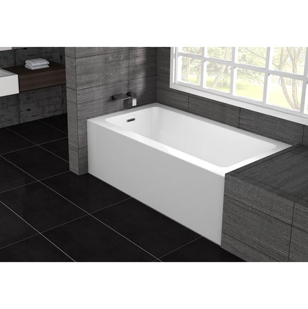 Oceania Baths PU60R01 at Elegant Designs Three Wall Alcove Soaking ...